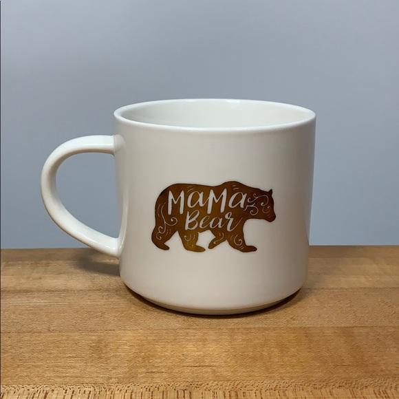 Threshold Mama Bear Porcelain Coffee Mug